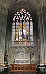(Belgium) St. Michael & St. Gudula Cathedrall (Stained Glass), Brussels.jpg