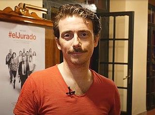 Víctor Clavijo Spanish actor