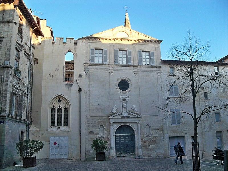 Chapelle des Pénitents Blanc