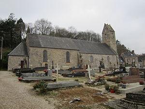 Église Sainte-Marie du Vicel.