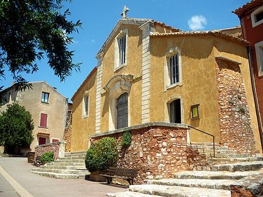Église de Roussillon