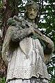 Ötvöskónyi, Nepomuki Szent János-szobor 2021 08.jpg