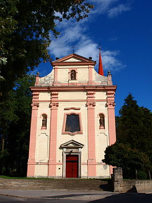 Česká Lípa - Mary the Virgin's Birth Church