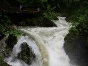File:Šum Falls, Vintgar Gorge (Blejski Vintgar), Slovenia.ogv