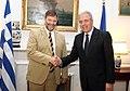 Συνάντηση ΥΠΕΞ Δ. Αβραμόπουλου με Πρέσβη Γερμανίας (7500498920).jpg