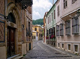 Old town of Xanthi