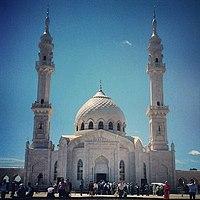 Белая мечеть. Булгар..jpg