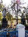Братська могила, Могила Зайковського М.В., Героя Радянського Союзу , Добрянка 02.jpg