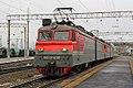 ВЛ10У-406, Russia, Mordovia, Ruzaevka station (Trainpix 214734).jpg