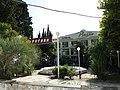 Гагра. Проспект Нартаа Отель Руслан - panoramio.jpg