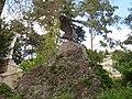 Горный орел на вершине Кавказа.jpg