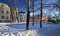 Гуляя по Вологде. Пейзаж с Никольской церковью.jpg
