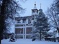 Звонница Спасо-Евфимиева монастыря в Суздале зимние сумерки.JPG