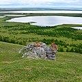 Карстовые останцы. Хребет Наун-пэ, Ямал - panoramio (1).jpg