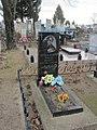 Маладзечна. Магіла Мікалая Ермаловіча на Старых могілках (01).jpg