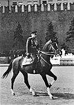 Маршал Советского Союза Л.А. Говоров на Красной площади.jpg