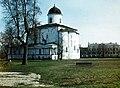 Новгород. Вечевая площадь и Никола на дворище +.jpg