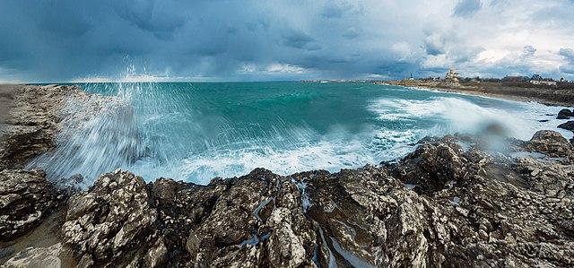 «Прибережний аквальний комплекс біля Херсонесу Таврійського», © Мокрицький Павло, CC-BY-SA 4.0