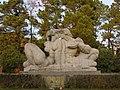 """Парк «Дендрарий», скульптурная группа """"Они и Она"""", Курортный проспект, 74, Хостинский район, Сочи, Краснодарский край.jpg"""