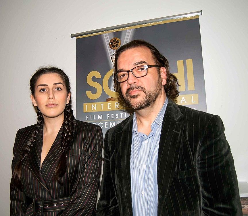Пресс-конференция члена жюри SIFFA, продюсера Пола Эндрюса (Великобритания) 04.jpg