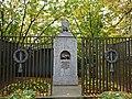 Санкт-Петербург, Тихвинское кладбище, могила С.С. Боткина.JPG