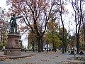 Сквер Петра Памятник императору Петру I.JPG