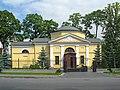 Смоленское армянское кладбище. Церковь Воскресения01.jpg