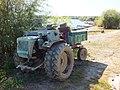 Старое тракторное шасси ф1.JPG