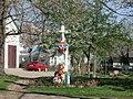 Тернопіль - Вулиця Бережанська - хрест - 12055323.jpg