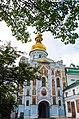 Церква Троїцька надбрамна у Печерському районі Києва.jpg