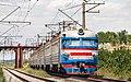 ЭР1-231, Украина, Запорожская область, перегон Таврическ - Плавни (Trainpix 208701).jpg