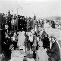 חגיגה על יד קברי החשמונאים בחנכה שנת תר ע ( 1909) .-PHG-1003009.png