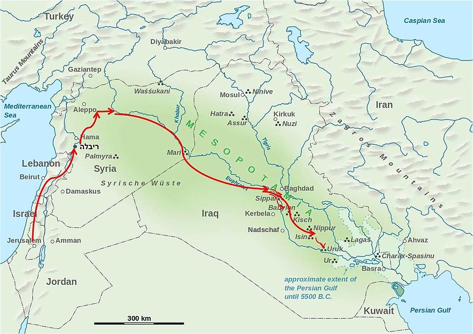 מסע גולי בבל
