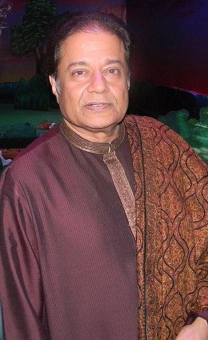 """Anup Jalota - Anup Jalota at """"Anup Jalota Bhajan Sandhya"""", Bhubaneswar, Odisha"""