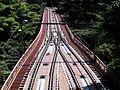京阪ケーブルカー軌道 - panoramio.jpg