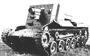 Type 4 Ho-Ro - Type 4 Ho-Ro Self-Propelled Gun
