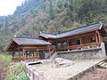 大神仙居风景区游客中心(在建)2012.12.13 - panoramio (1).jpg