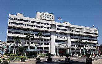 Taoyuan City Government - Image: 桃園市政府辦公大樓