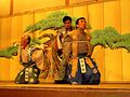祇園角狂言表演 Kyogen Performance at Goin Corner - panoramio.jpg