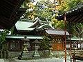 鴨都波神社 御所市宮前町 Kamotsuba-jinja 2012.1.18 - panoramio.jpg