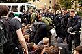 -Ohlauer Räumung - Protest 27.06.14 -- Lausitzer - Reichenberger Straße (14506169096).jpg