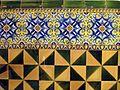 063 Ajuntament de Centelles, arrambador ceràmic del vestíbul.jpg
