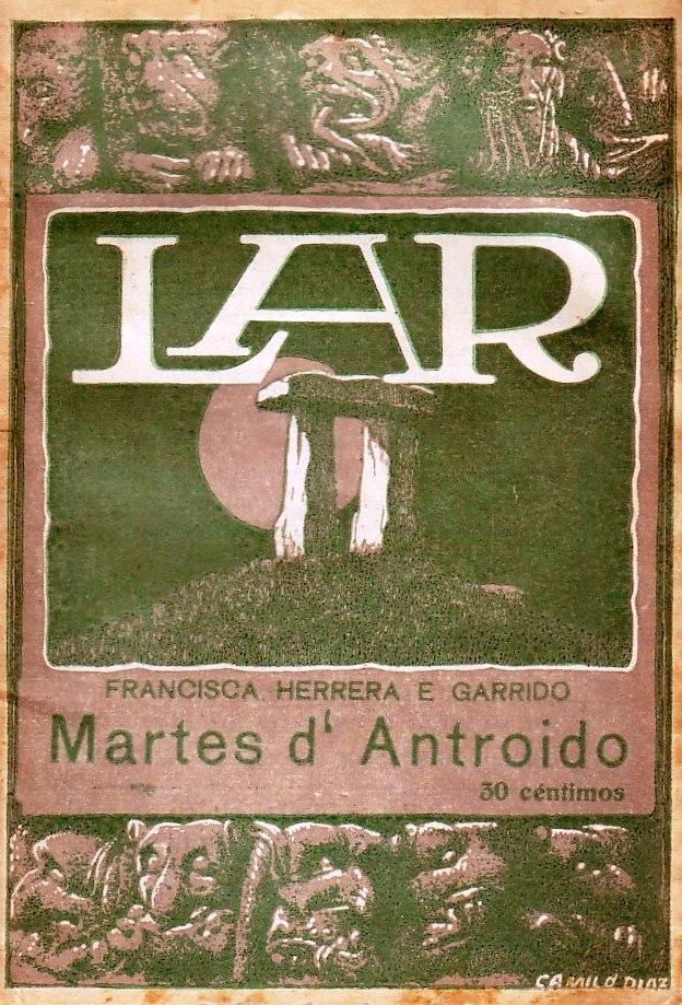 Martes d'Antroido. Lar. 1925.