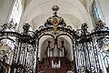 0 Église abbatiale de Valloires - Grille en fer forgé et grandes orgues (1).jpg