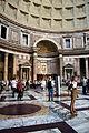 0 Intérieur de Sancta Maria ad Martyres (Panthéon) - Rome.JPG