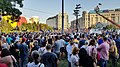 10 August -Protest against corruption - Bucharest 2018 - Victory Square 3.jpg
