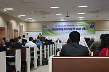 10th Asian Law Institute Conference, National Law School of India University, Bangalore, India - 20130523-01.JPG