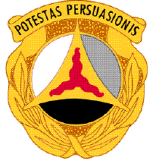 7th Psychological Operations Group - Image: 10thpob