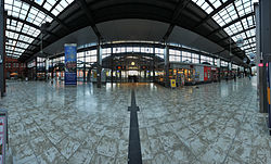 kassel hauptbahnhof reisef hrer auf wikivoyage. Black Bedroom Furniture Sets. Home Design Ideas