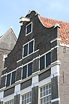 1154 amsterdam, geldersekade 107 lisenengevel